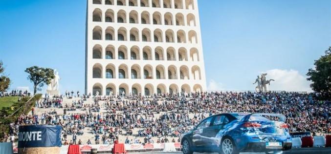 Il Rally Roma Capitale ha ufficialmente presentato la sua candidatura per l'iscrizione al calendario della massima serie tricolore