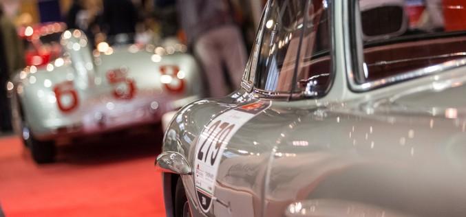 Si chiude Auto e Moto d'Epoca con più di 80.000 presenze nei 4 giorni di apertura del Salone