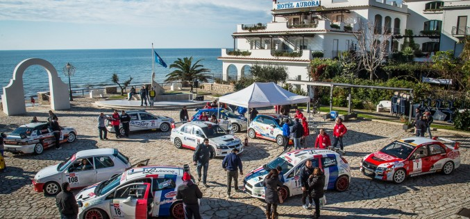 """A Sperlonga si respira già aria di rally. La gara, in programma per il 13 e 14 dicembre riproporrà la stessa """"piesse"""" della Magliana, con in aggiunta la novità del riordinamento di Gaeta."""
