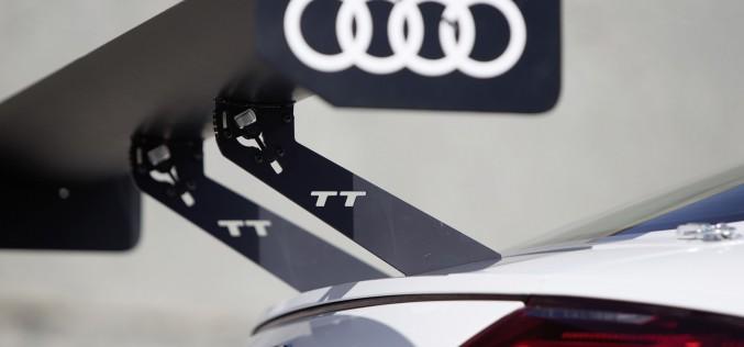 Audi presenta il campionato dedicato alla nuova TT. Audi Sport TT Cup dal 2015 in concomitanza con il DTM