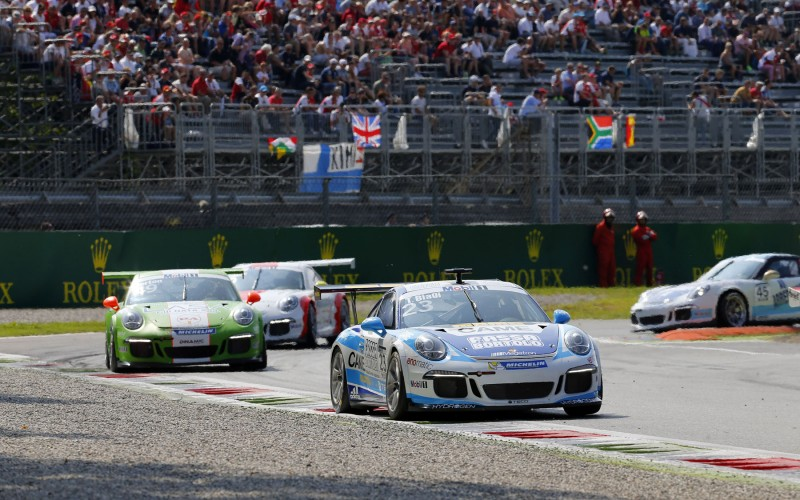 La Porsche Mobil 1 Supercup sbarca da domani negli Stati Uniti, ad Austin, per il round conclusivo della stagione
