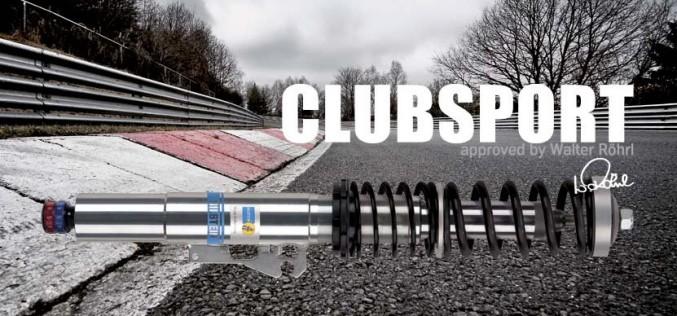"""N.T.P. presenta il nuovo Bilstein """"Clubsport"""" è un assetto a ghiera sia stradale che per pista."""