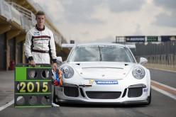 Matteo Cairoli vince la selezione per la ricerca di talenti e si assicura la partecipazione alla Porsche Mobil 1 Supercup