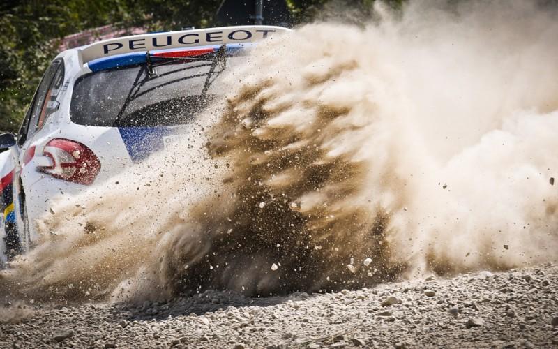 Peugeot racconta il mito 205 Turbo 16 ad AutoMoto d'Epoca. Nel 1984 il finlandese Ari Vatanen ed il suo navigatore Terry Harryman portarono al debutto al Tour de Corse questa vettura