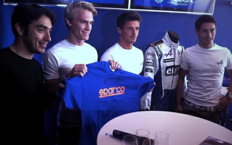 Sparco porta la sua tecnologia alla leggendaria 24 Ore di Le Mans