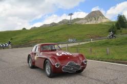 Coppa d'Oro delle Dolomiti 2015 nel segno di Cortina. Presentata al Salone Auto e moto d'epoca di Padova