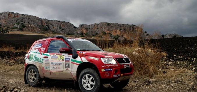 Suzuki all'assalto della corona. Nel fine settimana, al Raid Il Ciocco Andrea Dalmazzini e Daniele Fiorini in corsa per il titolo Tricolore Cross Country Rallies 2014