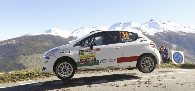 Continuano le grandi imprese dei piloti dell'ACI Team Italia nelle gare dell'Europeo Rally Junior