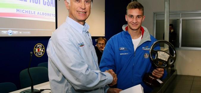 Nel Supercorso Federale ACI  è stato Diego Bertonelli, fra i kartisti, a ottenere il premio di miglior allievo. Al Supercorso hanno partecipato anche altri tre piloti provenienti dal karting: Danilo Albanese, Angelo Cutrupi, Lorenzo Travisanutto