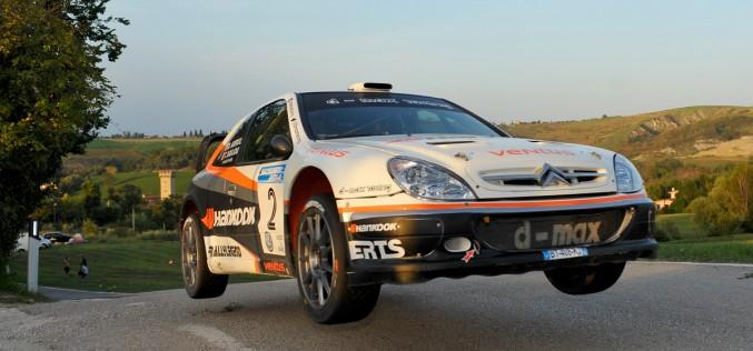 """ERTS-Hankook Competition al """"Monza Rally Show"""":  sette vetture al via con presenze di spessore. Prosegue l'apprezzamento dei clienti sportivi verso gli pneumatici coreani"""