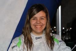 """Jasmine Manfredi vince il titolo femminile nel Trofeo Rally """"ACI Lucca"""" 2014"""