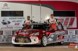 Rudy Michelini e la Citroen DS3 R5 al via del Monza Rally Show. Il driver lucchese sarà uno degli osservati speciali tra le vetture R5 all'evento brianzolo, dove sarà al debutto.