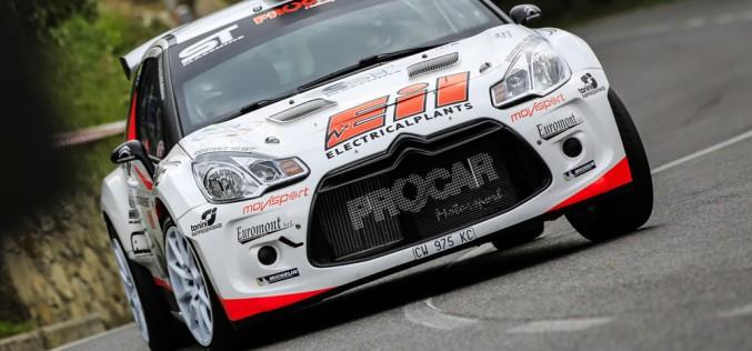 Procar Motorsport al Monza Rally Show con il pilota lucchese Rudy Michelini al volante della Citroën DS3 R5 navigato da Matteo Franconi. Le parole di Paolo Sabattini, Team Manager di Procar Motorsport
