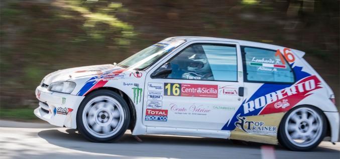 La Cst Sport protagonista del Rally Day Centro Sicilia con il terzo assoluto di Lombardo-Alduina. Il pilota nisseno ed il naviga palermitano conquistano anche il primato di Classe A6 con la Peugeot 106 Maxi