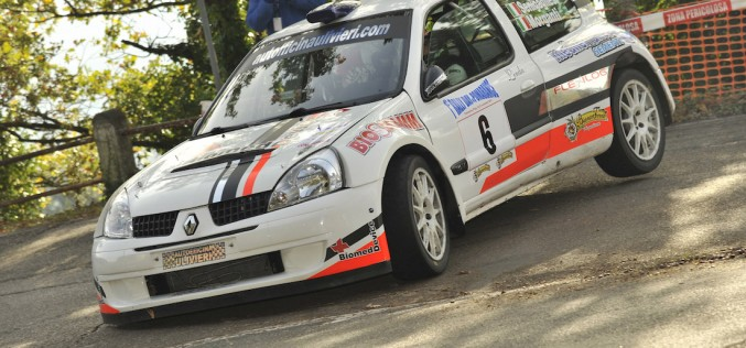 A Senigagliesi-Morganti (Renault Clio S1600) il 1° Rally Day di Pomarance. Ai posti d'onore Pisani e Arzà. In Gruppo N vittoria per Pucci-Matucci (Renault Clio RS) che si aggiudicano il Trofeo Giovanni Doni