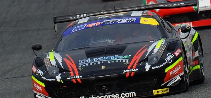 Vittoria, pole e best lap non bastano a Villorba Corse. Terzo posto nell'International GT Open per il team trevigiano alla luce dell'ultimo round a Barcellona