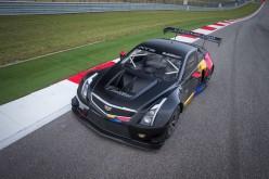Cadillac presenta la nuova ATS-V.R. Questa auto da corsa da 600 cavalli rispetta le norme internazionali FIA GT3