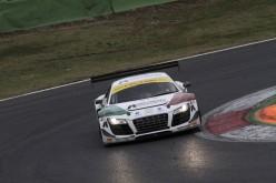 Il ritorno di Audi Sport Italia alla 6 Ore di Roma finisce con un successo inGT3