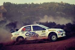 Fabio Gianfico su Clio R3C al Rally di Roma Capitale. L'equipaggio portacolori di Rubicone Corse è pronto a ritornare sulle speciali del rallismo nazionale
