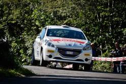 MonzaRallyShow 2014: l'emozione di Simone Giordano, vincitore della 35esima edizione del Peugeot Competition, il trofeo promozionale riservato ai clienti rallisti del Leone