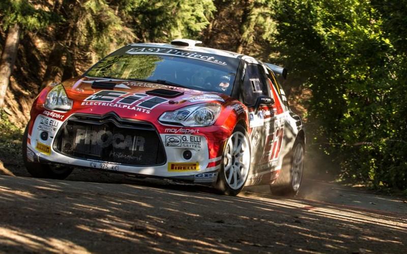 Procar Motorsport buona prova al 23° Rally Il Ciocchetto con Michelini