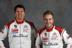 Il norvegese Mads Østberg e lo svedese Jonas Andersson avranno un programma completo su una DS 3 WRC ufficiale nel Campionato del Mondo Rally 2015