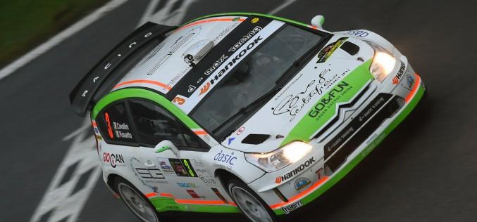 MonzaRallyShow decisamente sfortunato per Tobia Cavallini. La gara brianzola si è conclusa dopo solo tre prove per rottura del motore alla sua Citroen C4 WRC del Team D-Max Racing.