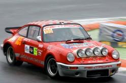 Da Zanche dà spettacolo sulla Porsche 911 e con la debuttante navigatrice Egle Vezzoli conclude sul secondo gradino del podio il Monza Rally Show delle storiche vincendo il proprio gruppo