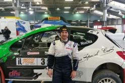 Andrea Nucita e la Peugeot 207 sul podio del Trofeo CIR al Motor Show