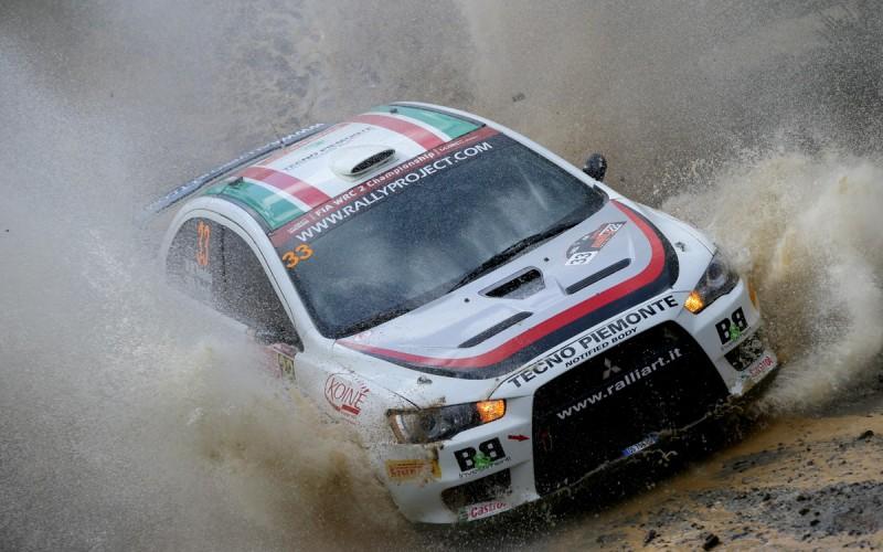 Rally del Portogallo stregato per Max Rendina