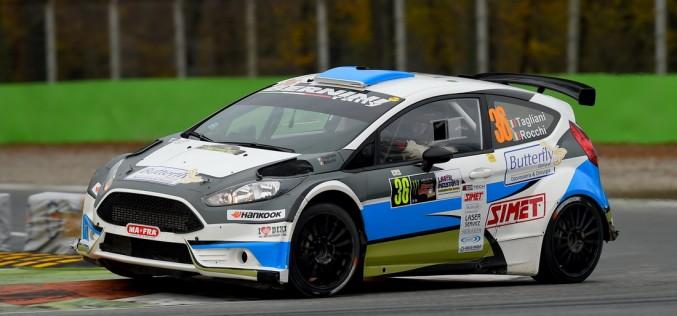 """Buona prestazione di ERTS-Hankook Competition al """"Monza Rally Show"""". Tagliani-Rocchi sfiorano il podio in classe R5"""