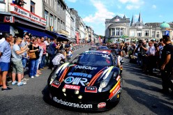 La Ferrari premia Villorba Corse per i trionfi nel Blancpain Endurance Series