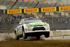 Tobia Cavallini soddisfatto del Bettega. Il pilota di Cerreto Guidi, prima protagonista del Trofeo WRC, ha poi corso il Memorial Bettega nel fine settimana