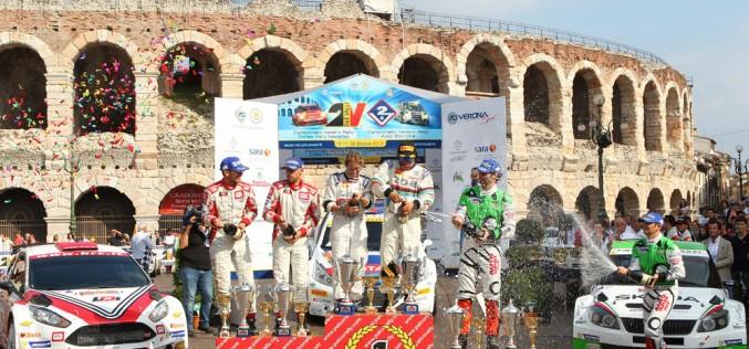 Definite le date del Campionato Italiano Rally. Otto gli appuntamenti: tre su terra e cinque su asfalto