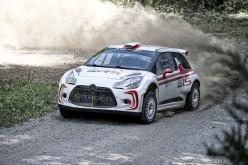 Stéphane Lefebvre, campione 2014 FIA Junior WRC e WRC 3 al volante di DS 3 R3, sarà alla partenza di almeno dieci prove del prossimo Campionato del Mondo Rally