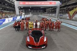 Finali mondiali – chiusura in bellezza con il Ferrari show