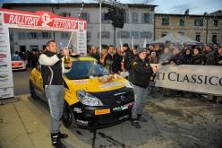 Doppio podio al Rally della Fettunta per Pistoia Corse