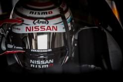 Chris Hoy procede di gran carriera lungo la strada verso Le Mans con Nissan