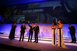 Carrera Cup Night 2014: Matteo Cairoli proclamato campione 2014 della Carrera Cup Italia in una splendida premiazione a Padova
