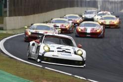 Campionato mondiale Endurance (WEC), 8° round a San Paolo/Brasile – Corsa GT. Secondo posto per la Porsche 911 RSR in un finale di stagione entusiasmante