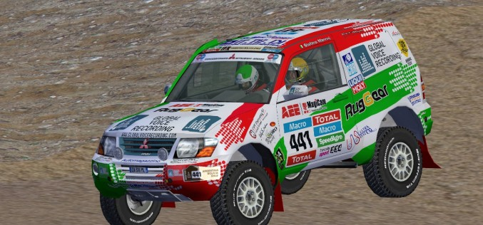 Dakar 2015. Due settimane al via per l'avventura sudamericana di Stefano Marrini