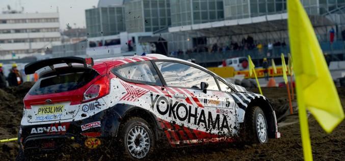 Un podio tutto Yokohama al Motor Show 2014. Ricco bottino nel week-end dedicato alle gare rally