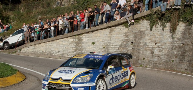 Campionato Italiano WRC. Il calendario 2015 conferma sei appuntamenti