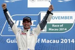 José María López, Yvan Muller e Sébastien Loeb hanno monopolizzato il podio del Campionato del Mondo FIA WTCC mentre Citroën ha conquistato il titolo Costruttori