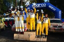 Premiazioni dei campioni del Campionato Italiano Cross Country 2014. A MotorCircus saranno consegnati i premi per i campioni di Gruppo e di Classe