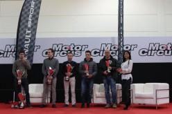 Al MotorCircus di Verona Renault annuncia i programmi della stagione rallistica 2015