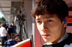 Jack Aitken con il team Koiranen GP nella Formula Renault 2.0 ALPS