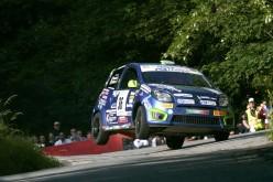 Luca Panzani rilancia la sfida nel Tricolore Rally