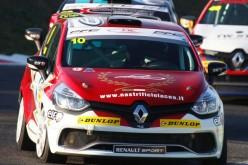 Nella Clio Cup Italia il team MC Motortecnica punta su Paolo Gnemmi e Massimiliano Danetti