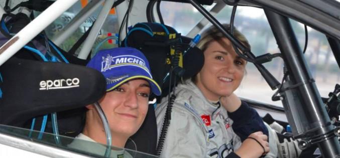 Un pieno di piloti junior alla partenza del Rally di Montecarlo